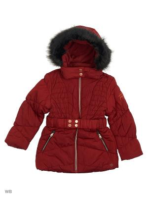 Куртка TOM TAILOR. Цвет: красный
