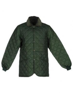 Куртка LAVENHAM. Цвет: зеленый