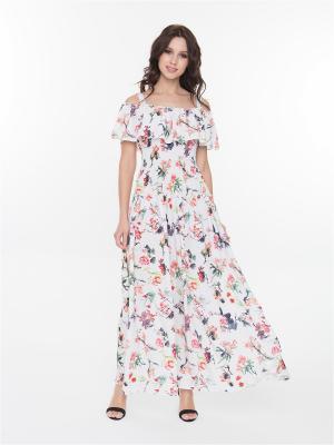 Платье-миди с воланами Bohemia FreeSpirit