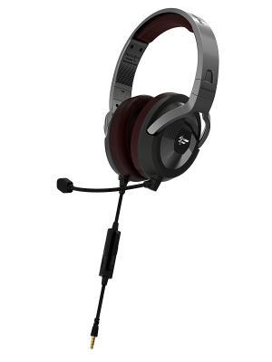 Гарнитура игровая Monster Fatal1ty FXM 200 Ultra High Performance Over-Ear. Цвет: черный