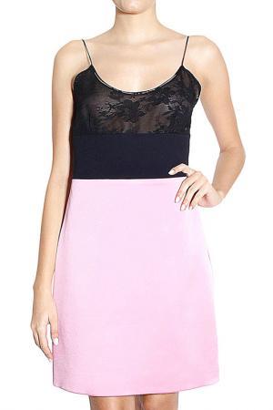Платье Fausto Puglisi. Цвет: розовый