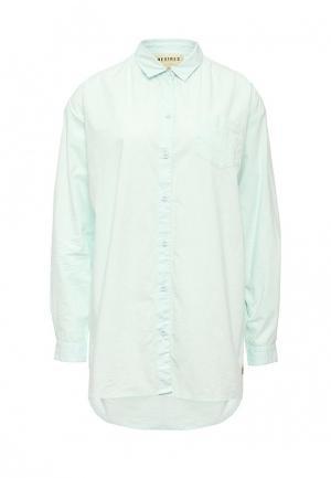 Рубашка Desires. Цвет: мятный