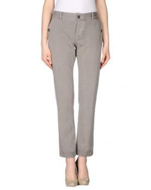 Повседневные брюки MAESNA. Цвет: бежевый