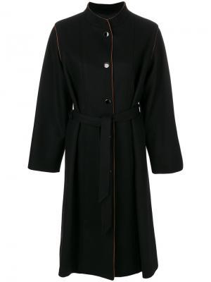 Пальто Emma Vanessa Seward. Цвет: чёрный