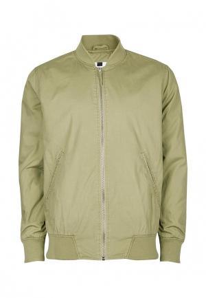 Куртка Topman. Цвет: хаки