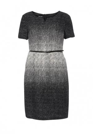 Платье Gerry Weber. Цвет: черно-белый