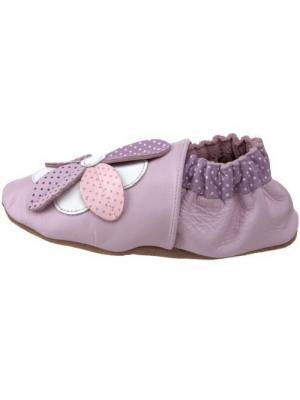 Ботинки MaLeK BaBy. Цвет: сиреневый, розовый