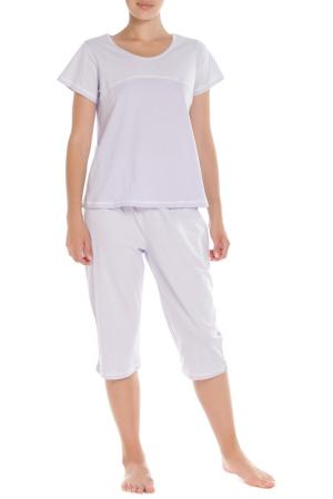 Пижама SIS. Цвет: сиреневый