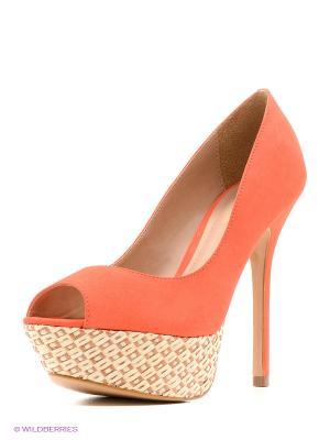 Туфли Biondini. Цвет: розовый