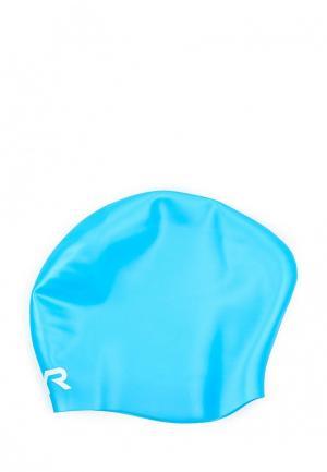 Шапочка для плавания TYR. Цвет: голубой