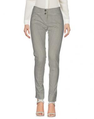 Повседневные брюки TRY ME. Цвет: свинцово-серый