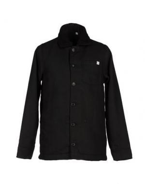 Куртка ALTAMONT. Цвет: черный