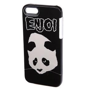 Чехол для Iphone  Doesnt Fit Edge 5 Case Black/White Enjoi. Цвет: черный