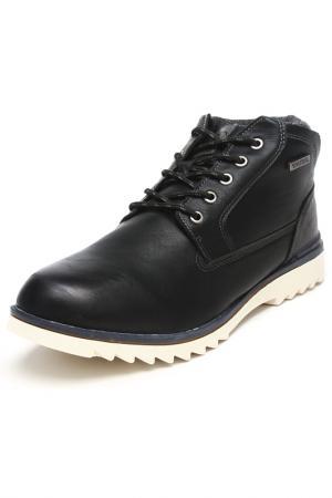 Ботинки Patrol. Цвет: черный