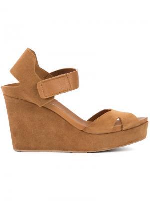 Malu sandals Pedro Garcia. Цвет: коричневый