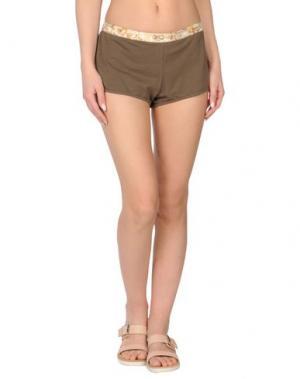 Пляжные брюки и шорты ALVIERO MARTINI 1a CLASSE BEACHSTYLE. Цвет: зеленый-милитари