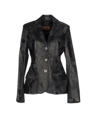 Пиджак ALVIERO MARTINI 1a CLASSE. Цвет: стальной серый