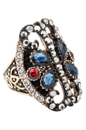 Кольцо Boho Chic. Цвет: синий, черный, белый