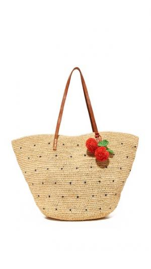 Объемная сумка с короткими ручками Florence Mar Y Sol
