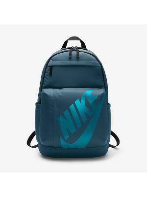 Рюкзак ELMNTL BKPK Nike. Цвет: синий, бирюзовый