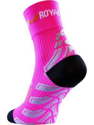 Носки Royal Bay Neon HIGH-CUT. Цвет: розовый