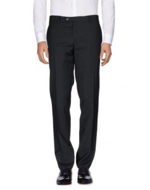 Повседневные брюки ALESSANDRO DELL'ACQUA. Цвет: свинцово-серый