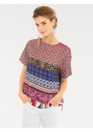Блузка RICK CARDONA by Heine. Цвет: цветной