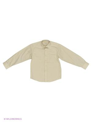 Рубашка Tsarevich. Цвет: хаки