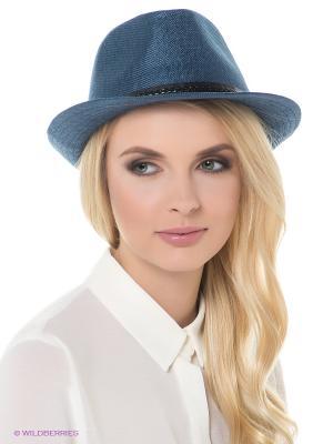 Шляпа Mascotte. Цвет: синий