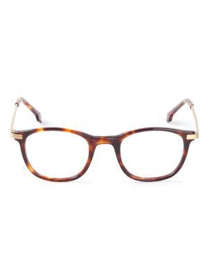 Очки Lennox Entourage Of 7. Цвет: коричневый