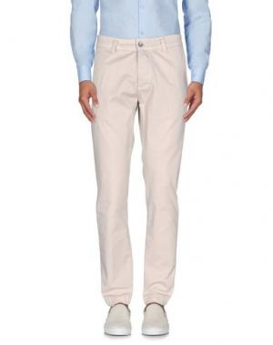 Повседневные брюки XAGON MAN. Цвет: бежевый