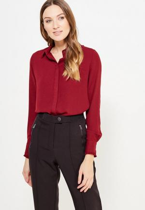 Блуза Incity. Цвет: бордовый