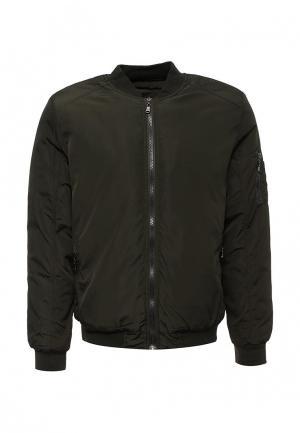 Куртка утепленная B.Men. Цвет: зеленый