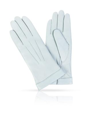 Перчатки Michel Katana. Цвет: голубой