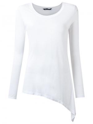 Long sleeves top Uma | Raquel Davidowicz. Цвет: белый