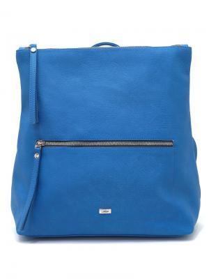 Рюкзак Solo true bags. Цвет: голубой