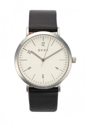 Часы DKNY. Цвет: черный