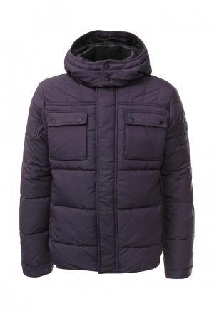 Куртка утепленная Jack & Jones. Цвет: фиолетовый