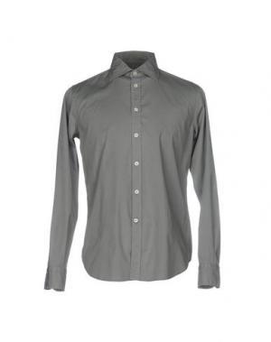 Pубашка BRANCACCIO C.. Цвет: зеленый-милитари