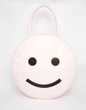 BAN DO Сумка-холодильник Ban.Do Giant Smile. Цвет: мульти