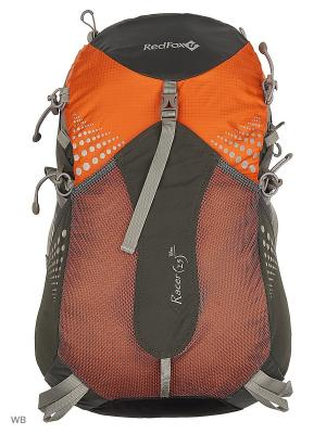 Рюкзак Racer 25 Wire Red Fox. Цвет: оранжевый, темно-серый