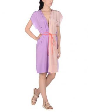 Пляжное платье ROKSANDA. Цвет: фиолетовый
