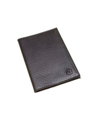 Обложка для паспорта ультратонкая Norton Norton.. Цвет: черный