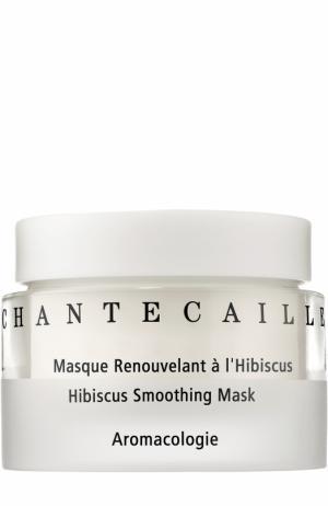 Выравнивающая маска для лица с гибискусом Hibiscus Smoothing Mask Chantecaille. Цвет: бесцветный