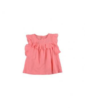 Блузка MORLEY. Цвет: светло-фиолетовый