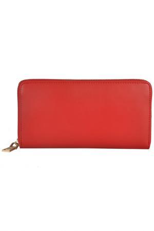 Кошелек FLORENCE BAGS. Цвет: красный