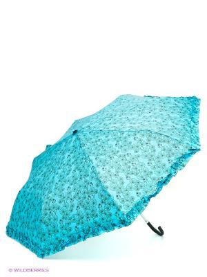 Зонт Colin's. Цвет: бирюзовый