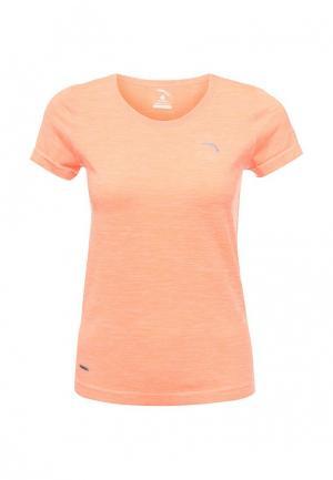 Футболка спортивная Anta. Цвет: оранжевый