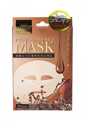 Комплект масок для лица Japan Gals