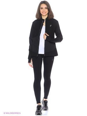 Куртка WINDSTOPPER JACKET ASICS. Цвет: черный